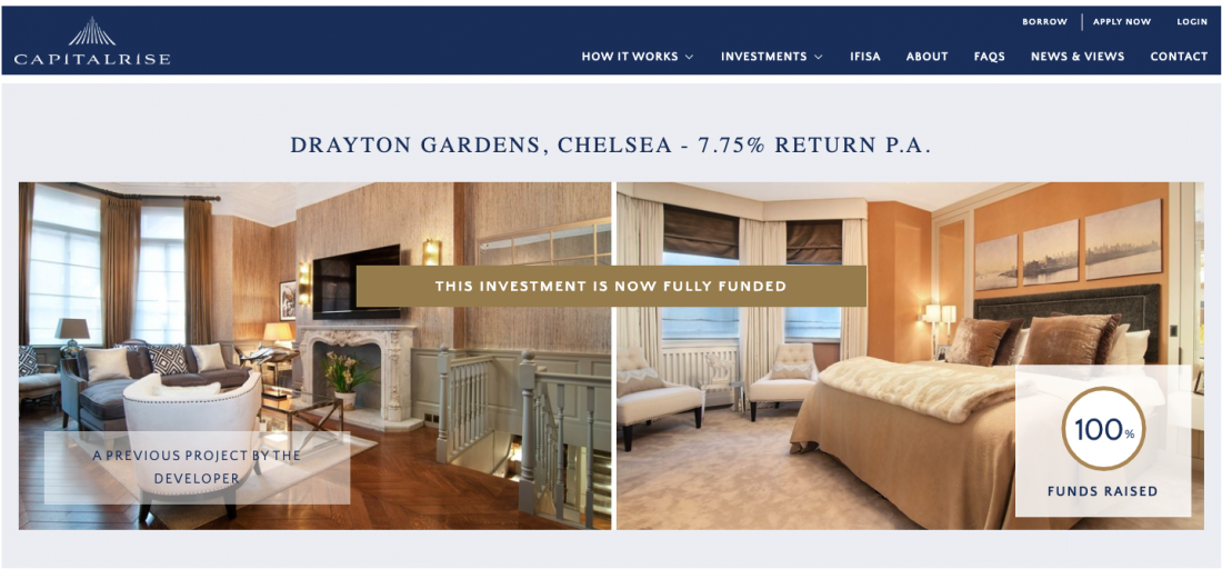 build a real estate crowdfunding platform
