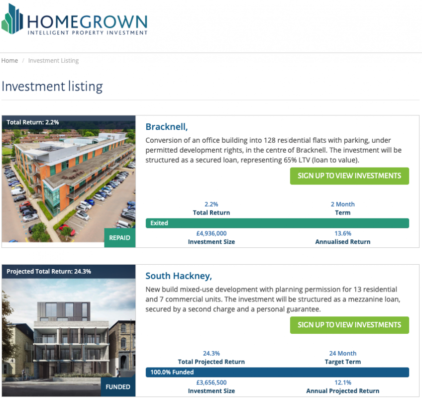 how to build a real estate investment platform
