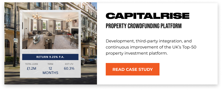 Capitalrise Case Study
