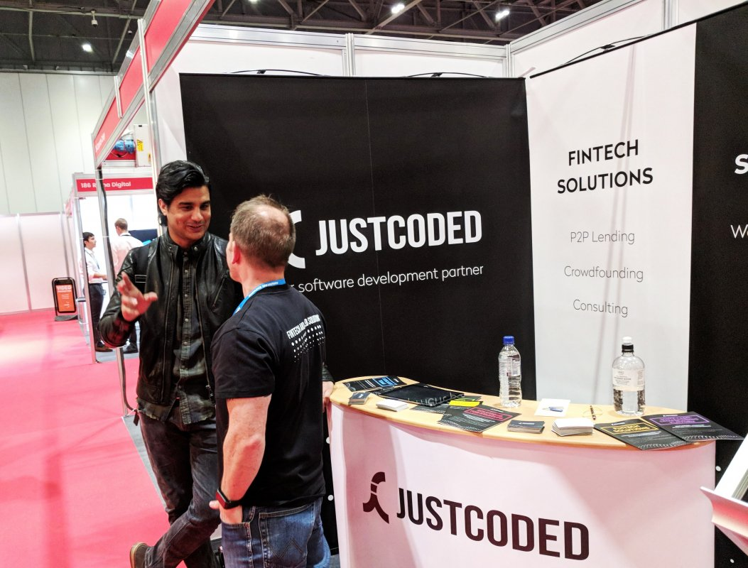 JustCoded The Great British Business Show
