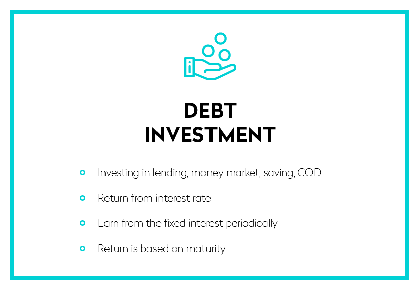 what is debt investment