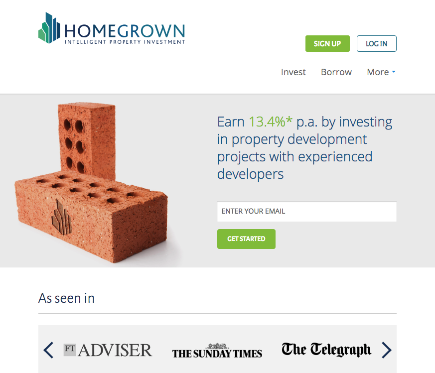 how to build a commercial real estate crowdfunding website