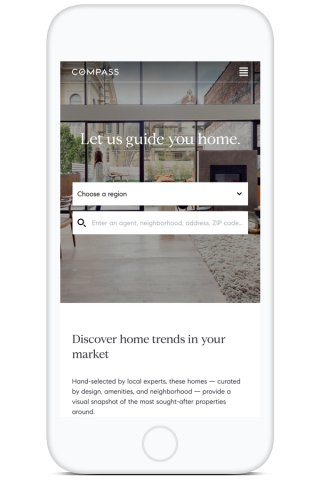 how to create a real estate website