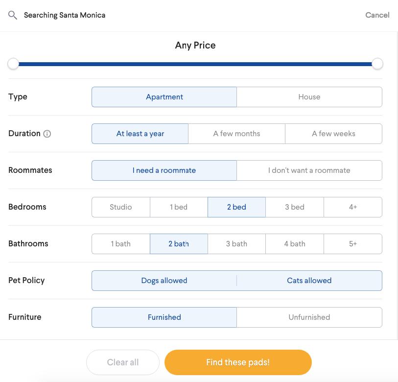 custom real estate website design