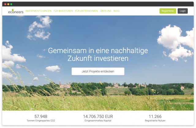 how to build a green energy crowdfunding platform
