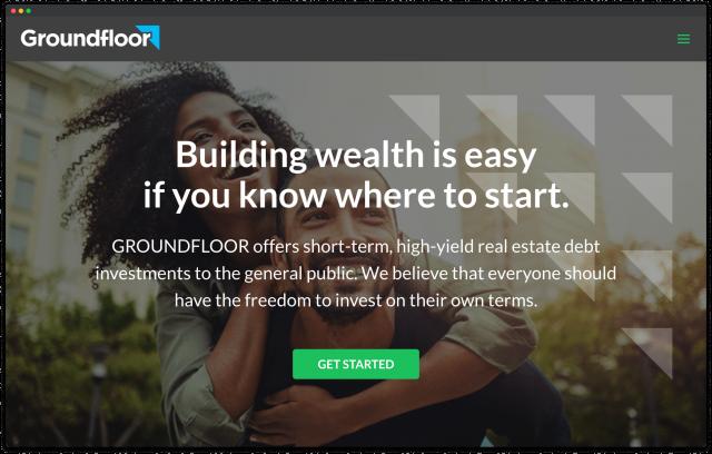 real estate investment website development