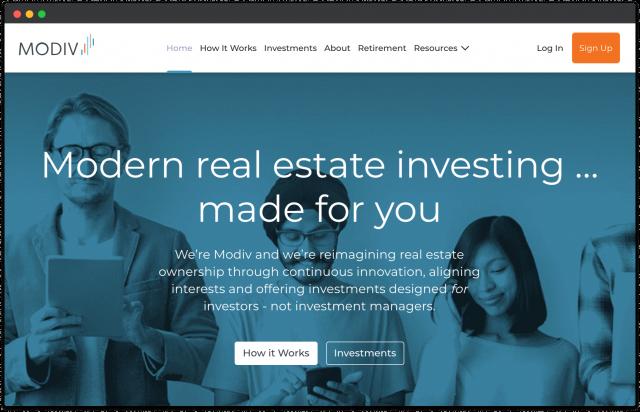 software for real estate investment platform 1