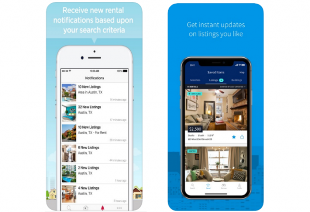 tips for building a rental search app