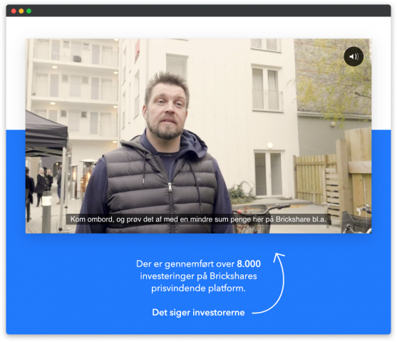brickshare equity crowdfunding platform design