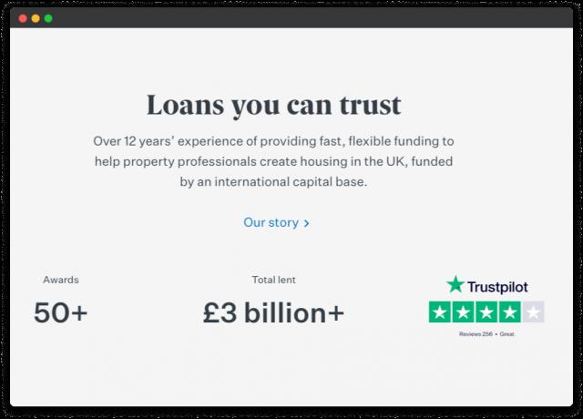 lendinvest building trust