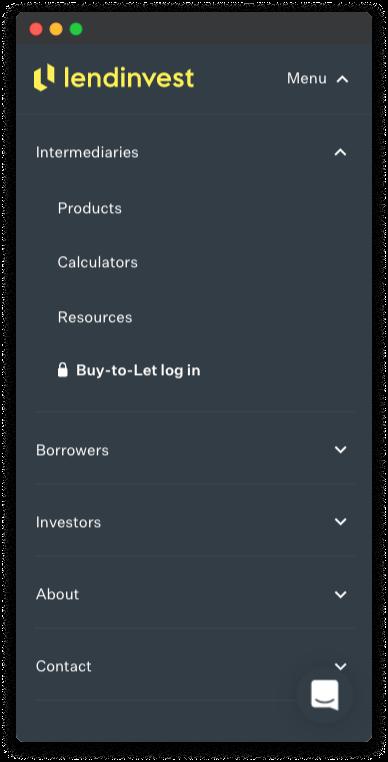 lendinvest crowdfunding platform design