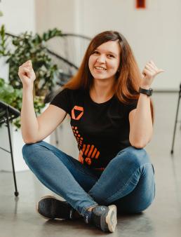 Karina Kurilenko JustCoded