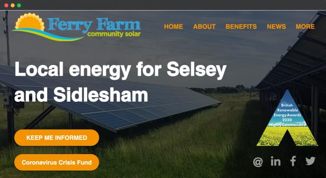 renewable energy green energy crowdfunding platform