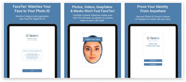 integrate liveness detection in fintech app