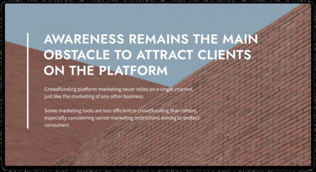 crowdfunding platform marketing strategy 1