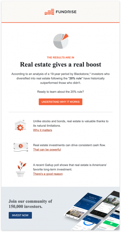 email marketing for crowdfunding platforms